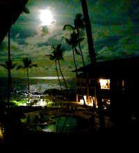 Kona by Moonlight