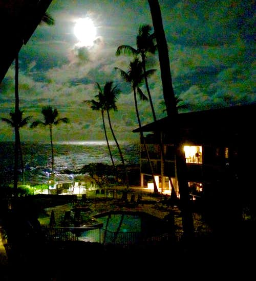 Kona by Moonlight
