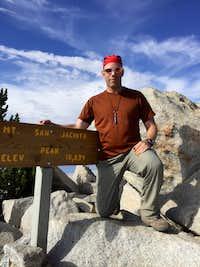 San Jacinto Summit
