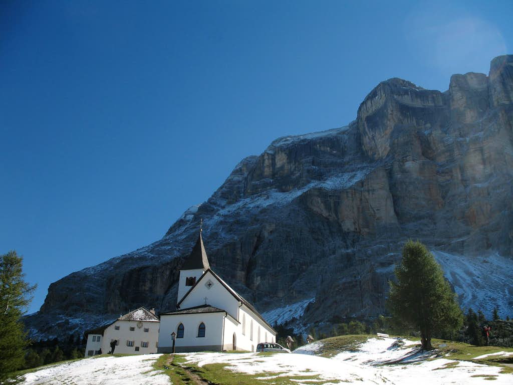 Santa Croce sanctuary