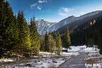 Tatry -Dolina Jaworzynka