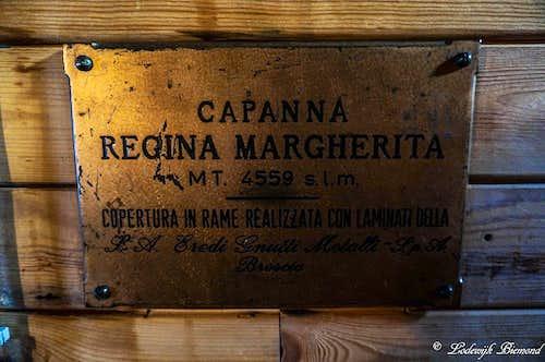 Capanna Margherita (4557m)