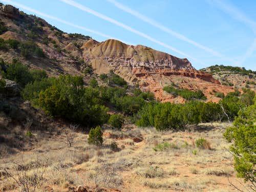 On Juniper/Cliffside Trail