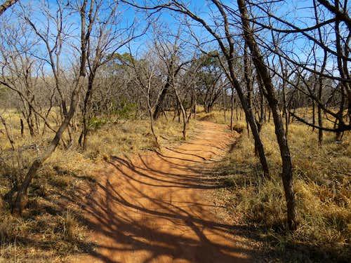 On Juniper/Riverside Trail