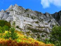 Monte Corchia autumn picture