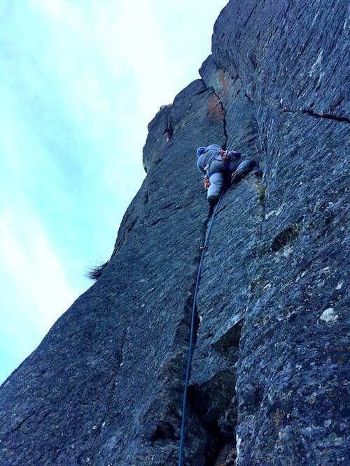 Tieton Rock Climbing