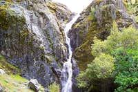 Murietta Falls is a nice side...
