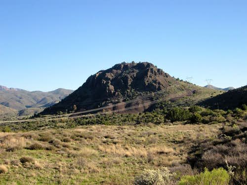 Iron Dike AZ