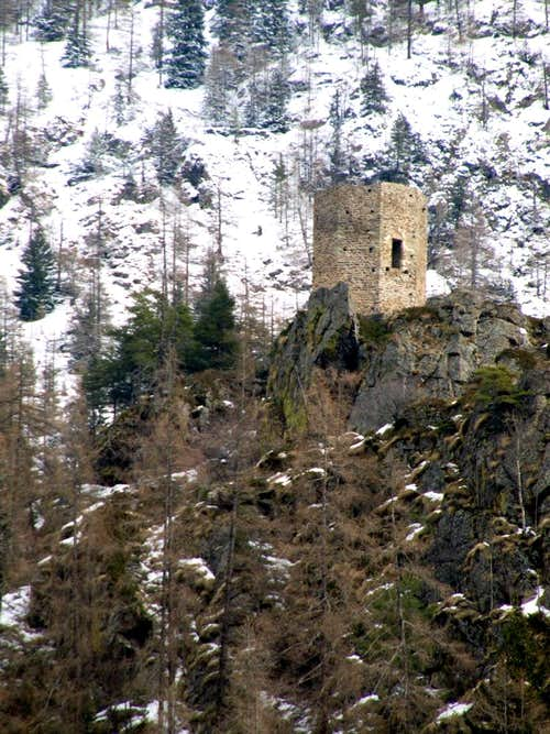 La Tour de la Tornalla or Oyace's Castle