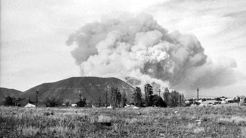 Radio Fire June 1977