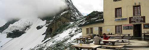 hornli hutte