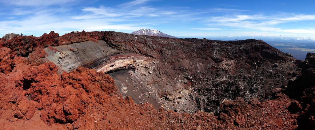 Ngauruhoe Crater Rim