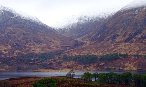 Affric to Kintail Way