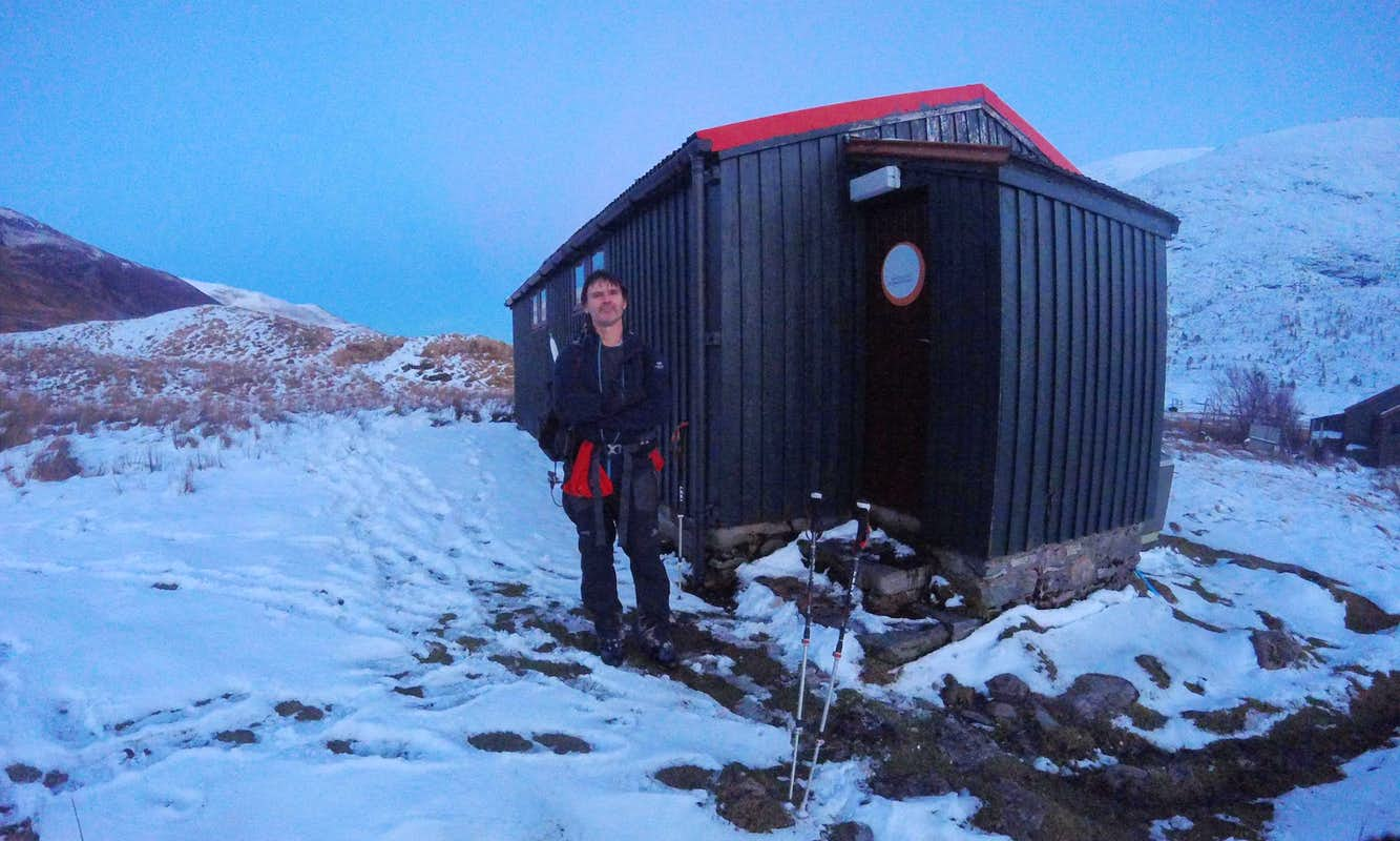 Back At The Winter Room Scottish Yha Alltbeithe Photos