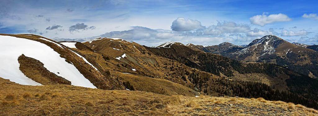 Rabenkofel ridge