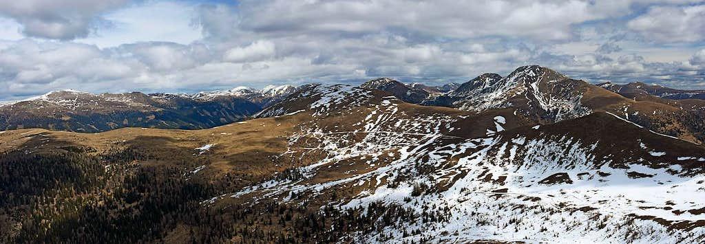 Stileck N panorama