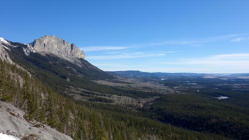 Yamnuska Peak