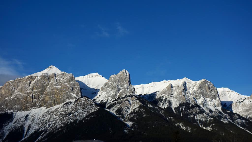 East Wendell Peak