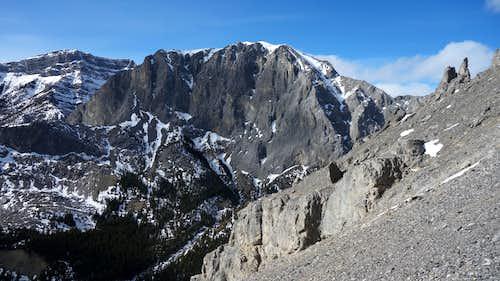 Wendell Mountain West Peak