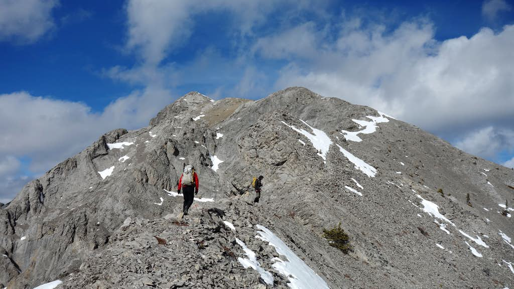 South Ridge of East Wendell