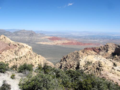 Damsel Peak, Turtlehead Mountain & the Calico Hills