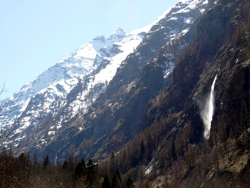 Savara the Stream of Gran Paradiso