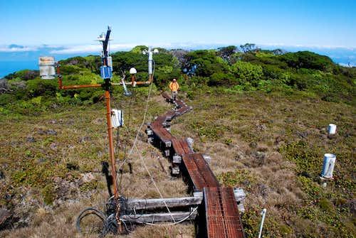 Summit weather equipment