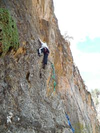 Colorado Rock Climbing Pages Collected