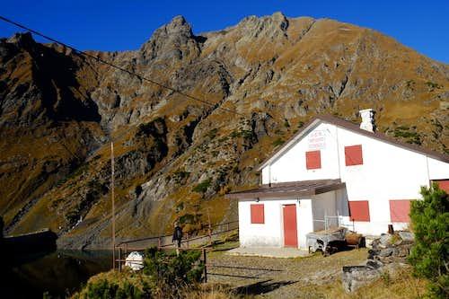 Consoli hut