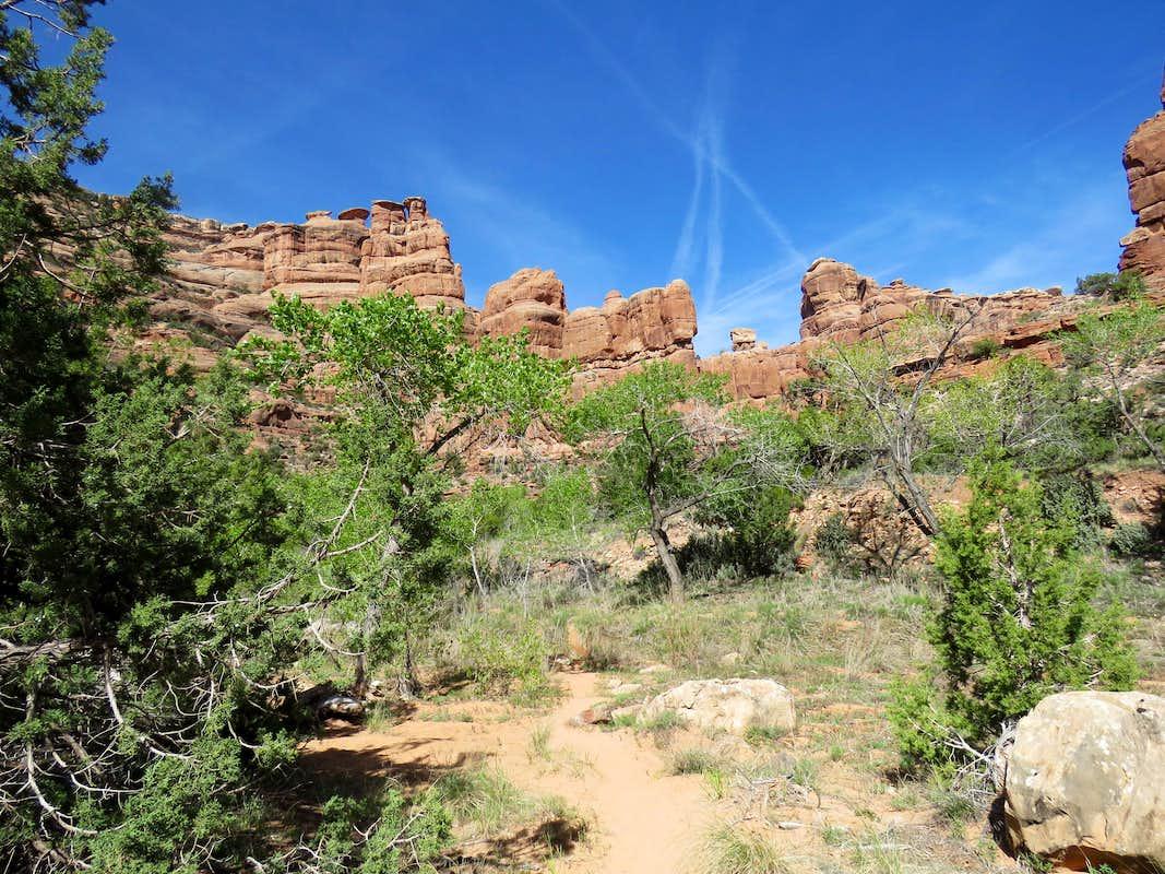 Owl Creek Canyon Photos Diagrams Topos Summitpost