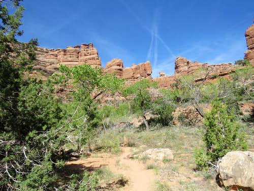 Owl Creek Canyon