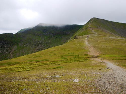 Helvellyn and England's Lake District