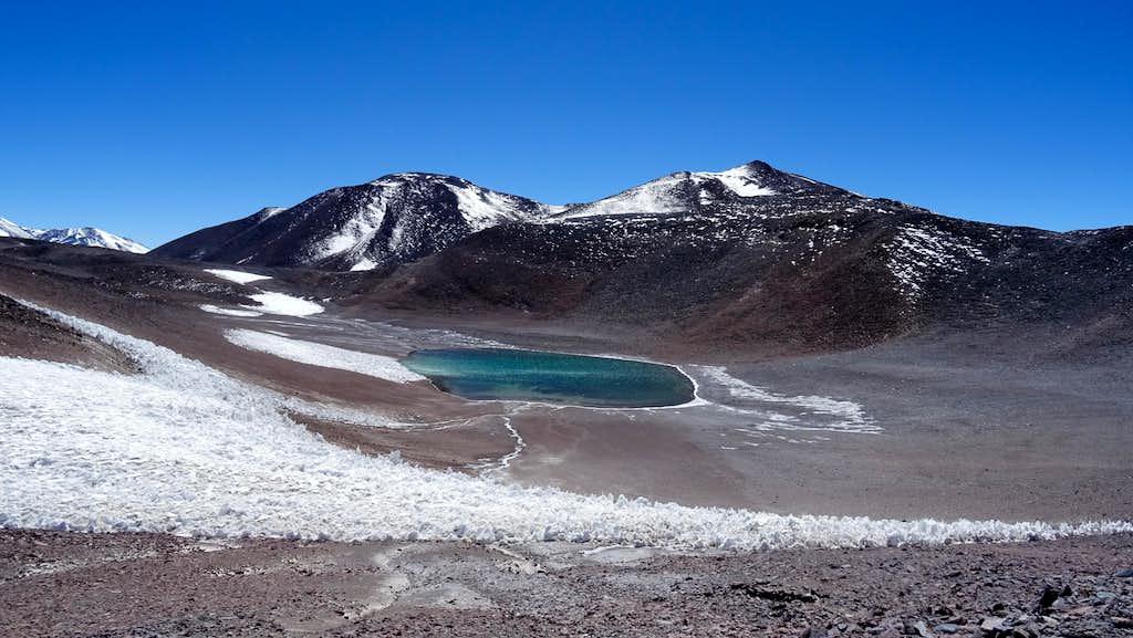 Laguna Negra (near El Arenal)