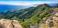 Cone Peak Sea to Sky route Big Sur