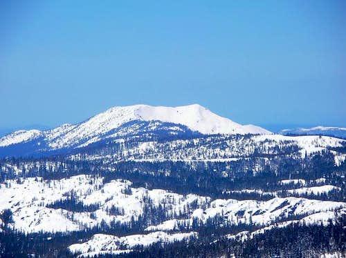 Signal Peak from Castle Peak...