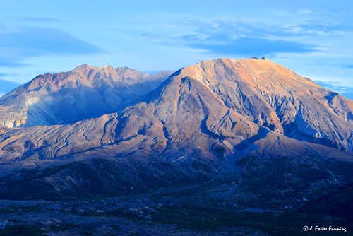 Mount Saint Helens 37 Years Later