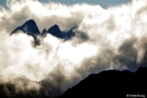 Mount Olympus, Washington State, U.S.A.