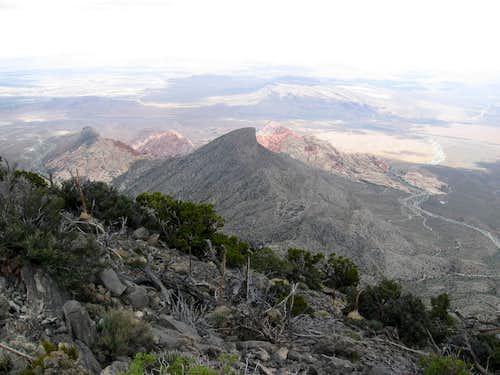 Turtlehead Peak & the Calico Hills