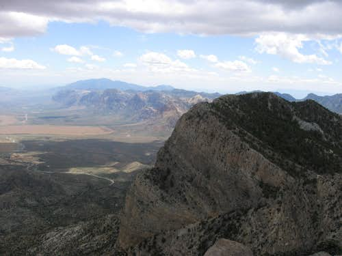 El Bastardo, Burnt Peak, El Padre & La Madre Mountain - 5.17.2017