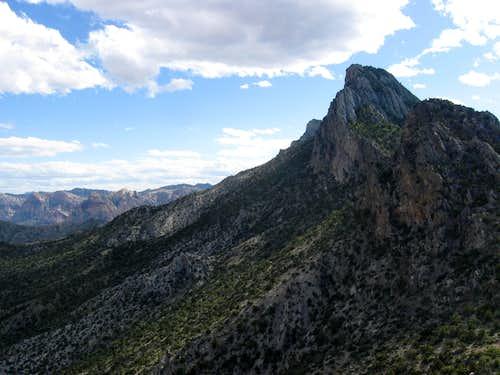 The La Madre Mountain Wilderness