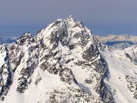 Stuart from Colchuck summit,...