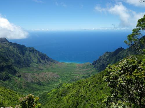 Na Pali View