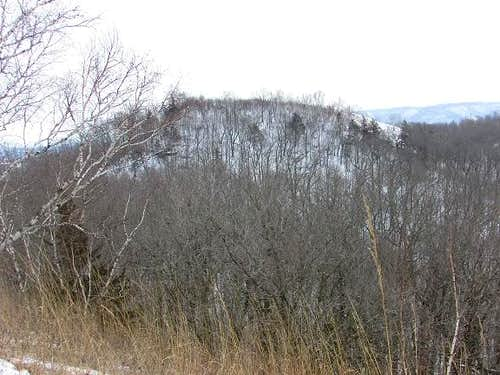Perrot State Park Bluffs