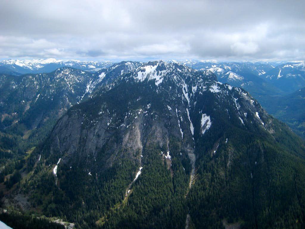 Troublesome Mountain from Scott Peak