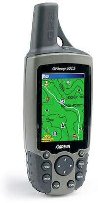 GPSMap 60CS : Gear Reviews : SummitPost org Outdoor Gear