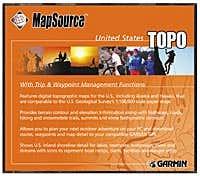 Mapsource Topo