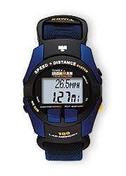 Ironman 100-Lap Speed & Distance GPS Watch 54012