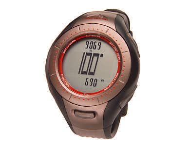 aerial altimeter watch