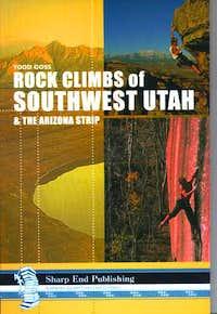 Rock Climbs of Southwest Utah