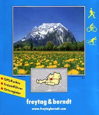 freytag & berndt hiking maps